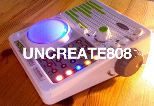 Uncreate 808 Samples