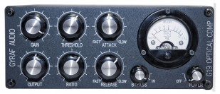 Gyraf Audio: High-End Studio Hardware jetzt in Mono