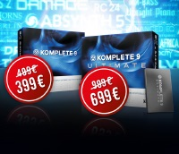 Native Instruments: Komplete 9 Special!