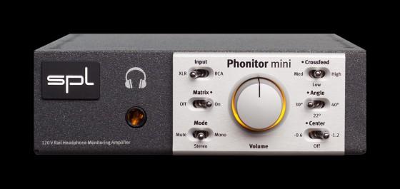 SPL Phonitor mini Großformat