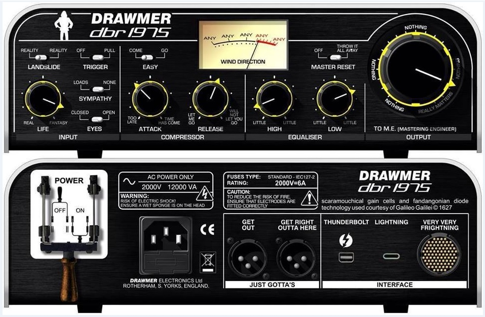 drawmer dbr 1975