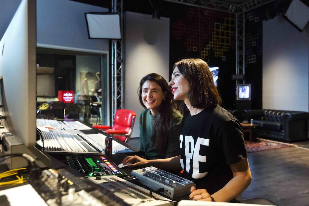 Jessie Ware & Nina Kraviz - recording track