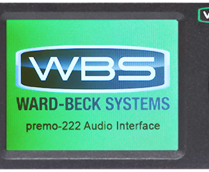 AES67-kompatible Interfaces von Ward Beck